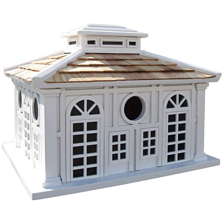 "Grand Pavillion 8"" High Bird House"