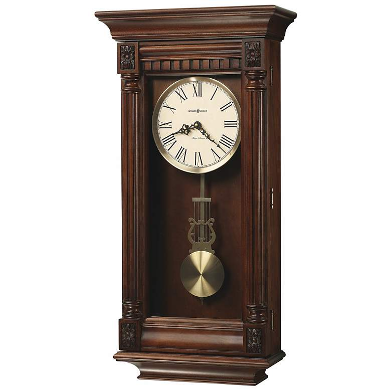 "Howard Miller Lewisberg 27"" High Wall Clock"