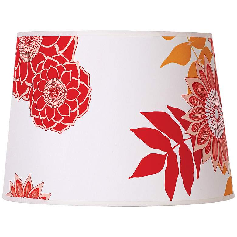 Lights Up! Camilla Meijer Red Anna Shade 12x14x10