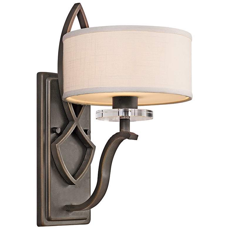 """Kichler Leighton Collection 15"""" High Wall Sconce"""