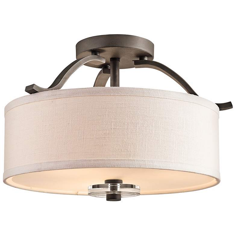 """Light Fixture Collections: Kichler Leighton Collection 16"""" Wide Ceiling Light Fixture"""