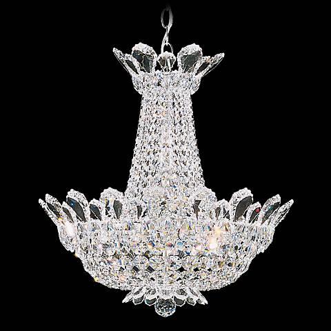 Schonbek Trilliane Collection 12-Light Crystal Chandelier