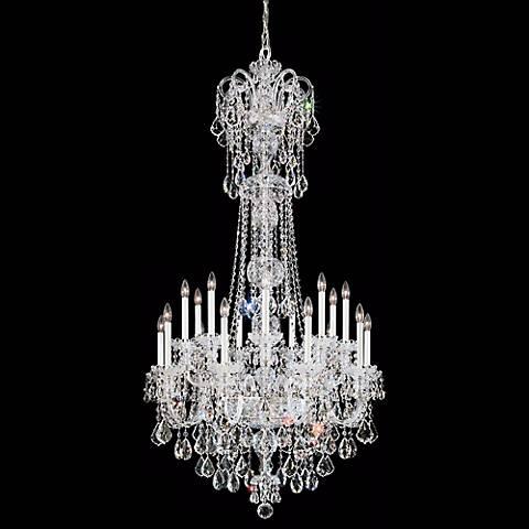 Schonbek Olde World 23-Light Large Crystal Chandelier