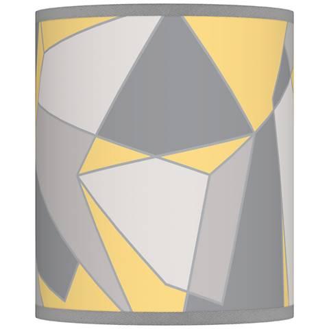 Modern Mosaic II Giclee Shade 10x10x12 (Spider)