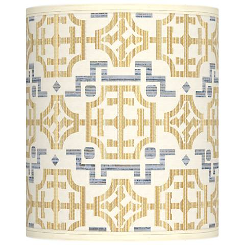 Willow Chinoiserie Giclee Shade 10x10x12 (Spider)