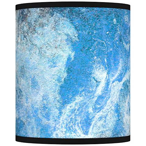 Ultrablue Giclee Shade 10x10x12 (Spider)