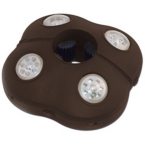 Battery Operated Cordless Led Umbrella Light N4851