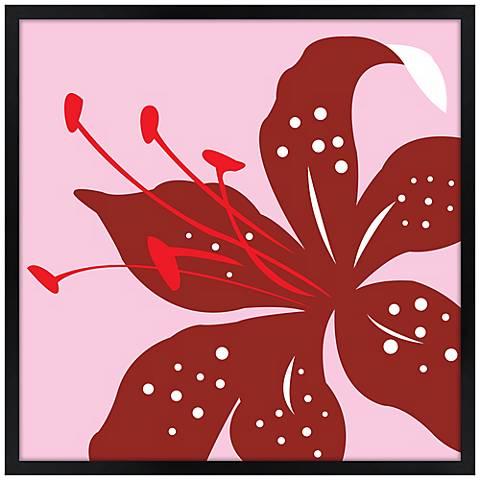 Lily Wall Art