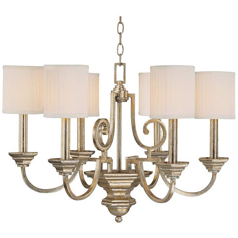 Fifth Avenue Collection 6 Light 28 Quot Wide Chandelier