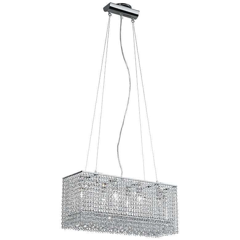 James R. Moder Vesta 6-Light Imperial Crystal Chandelier