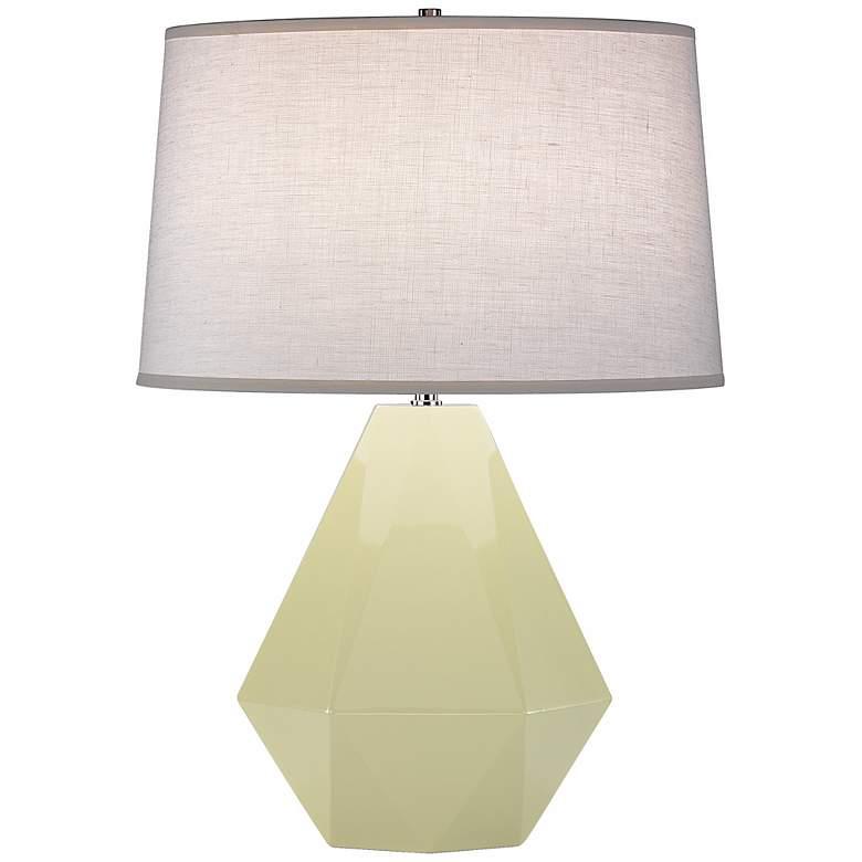 "Robert Abbey Delta Bone 22 1/2"" High Table Lamp"