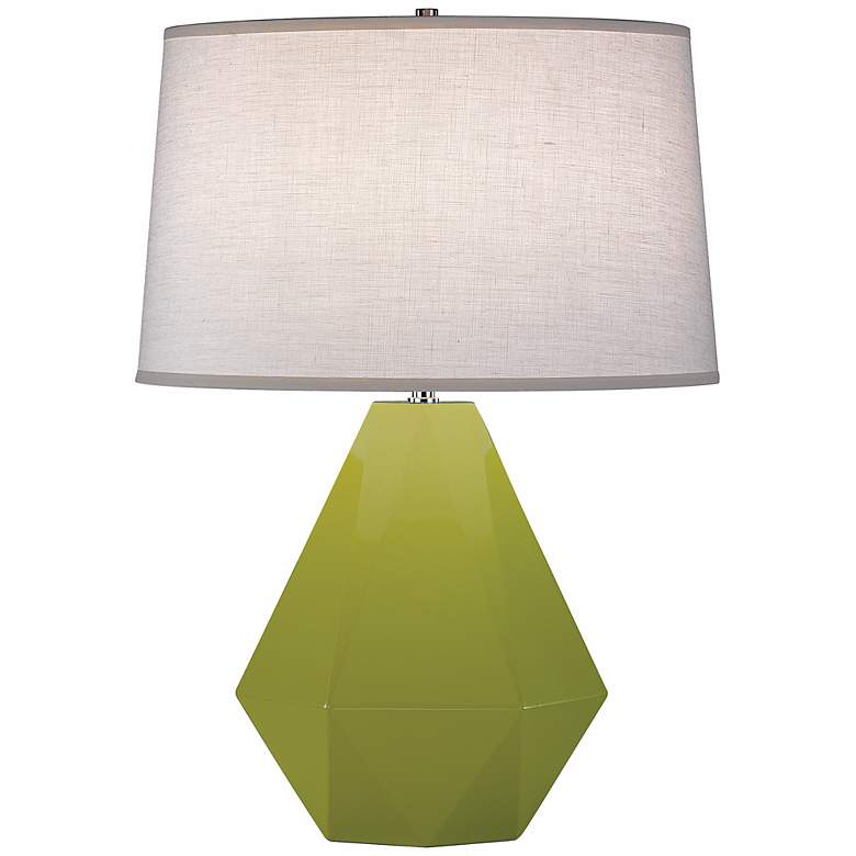"Robert Abbey Delta Apple 22 1/2"" High Table Lamp"