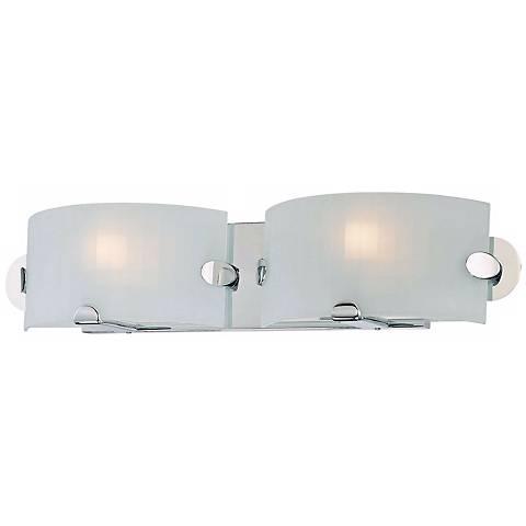 "George Kovacs Pillow 21 3/4"" Wide Bathroom Wall Light"