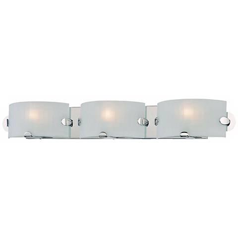 "George Kovacs Pillow 32"" Wide Bathroom Wall Light"