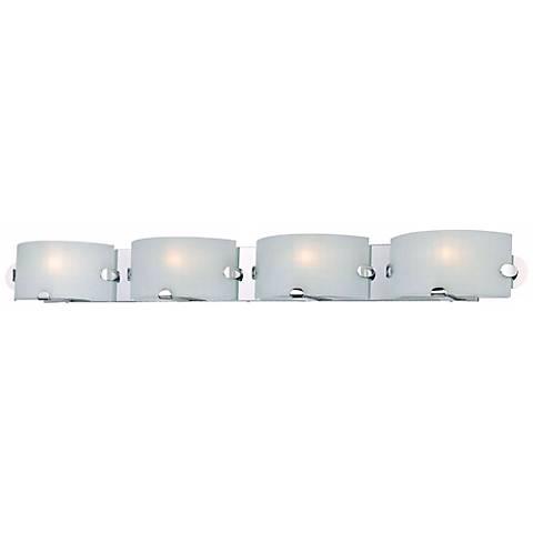 "George Kovacs Pillow 42 1/2"" Wide Bathroom Wall Light"