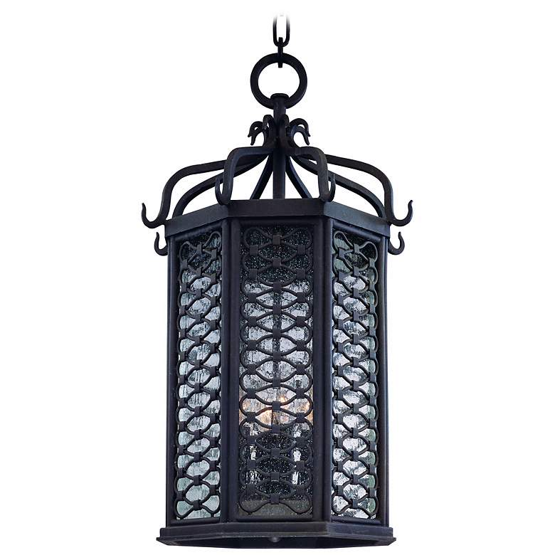 """Los Olivos Collection 25 1/4"""" High Outdoor Hanging Light"""