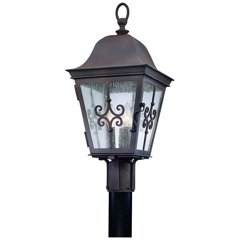 """Markham Collection 23"""" High Outdoor Post Light"""