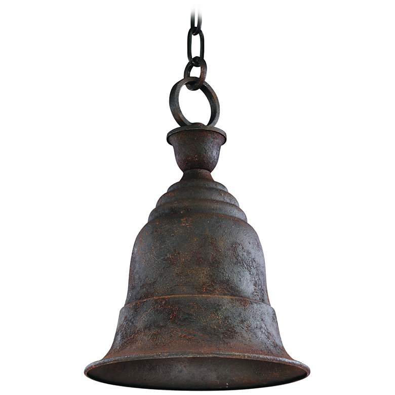 "Liberty Collection 14 1/2"" High Outdoor Hanging Light"