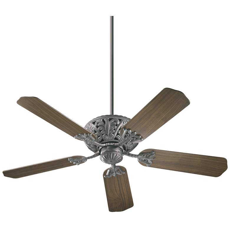 """52"""" Quorum Windsor Toasted Sienna Ceiling Fan"""