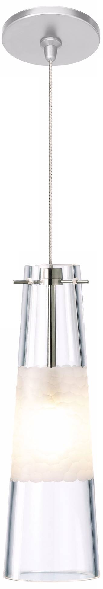 Lbl bonn 3 3 4 wide clear nickel mini pendant r1259 47250 lamps plus