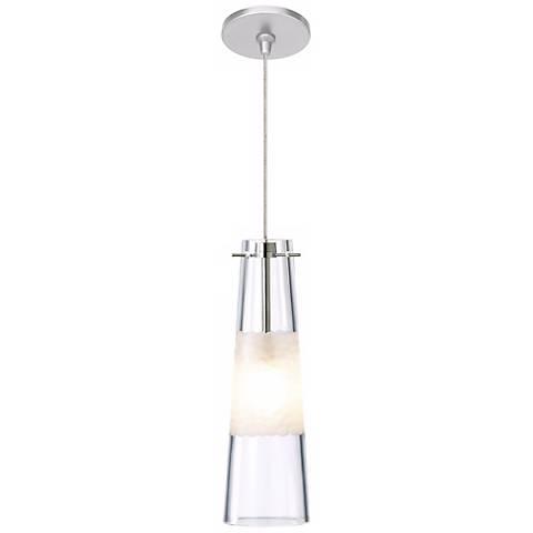 Lbl bonn 3 3 4 wide clear nickel mini pendant r1259 47250 lamps plus