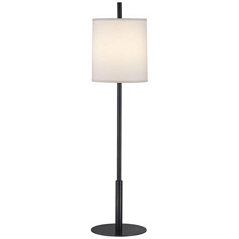 """Robert Abbey Echo Patina Bronze 32 1/2"""" High Buffet Lamp"""