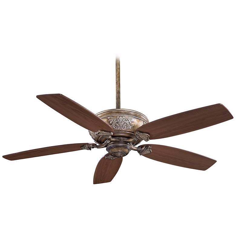 "54"" Minka Aire Classica French Beige Ceiling Fan"