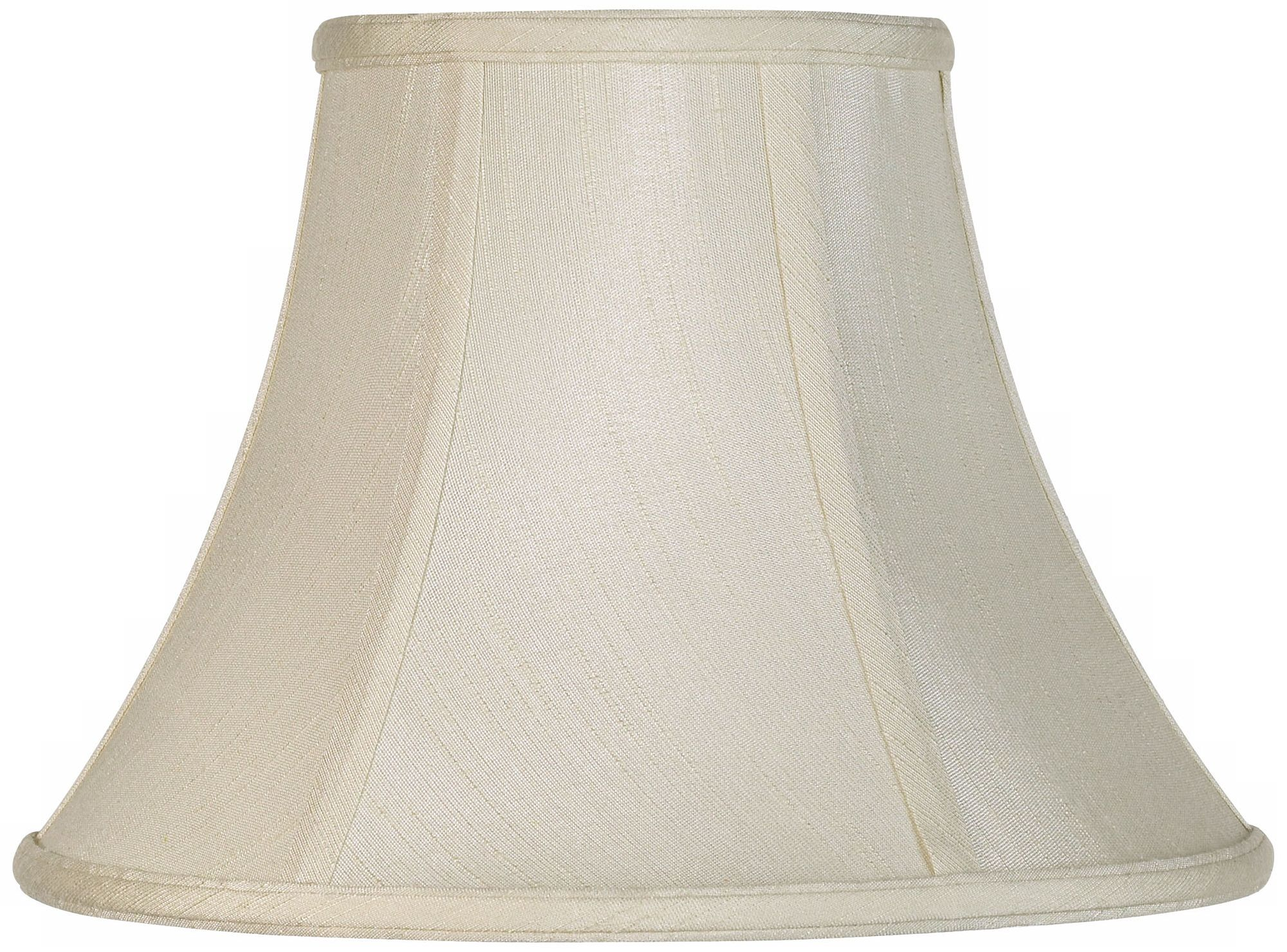 Marvelous Imperial Collection™ Creme Bell Lamp Shade 6x12x9 (Spider)