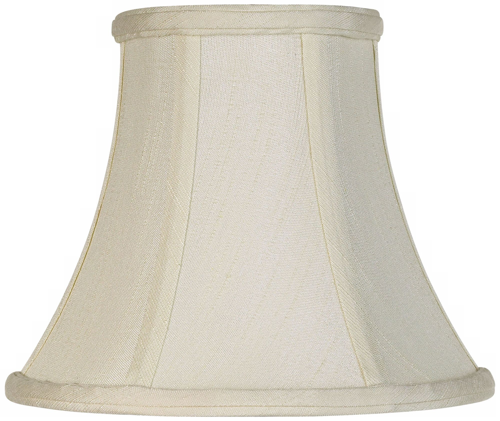Superb Imperial Collection™ Creme Lamp Shade 4.5x8.5x7 (Clip On)