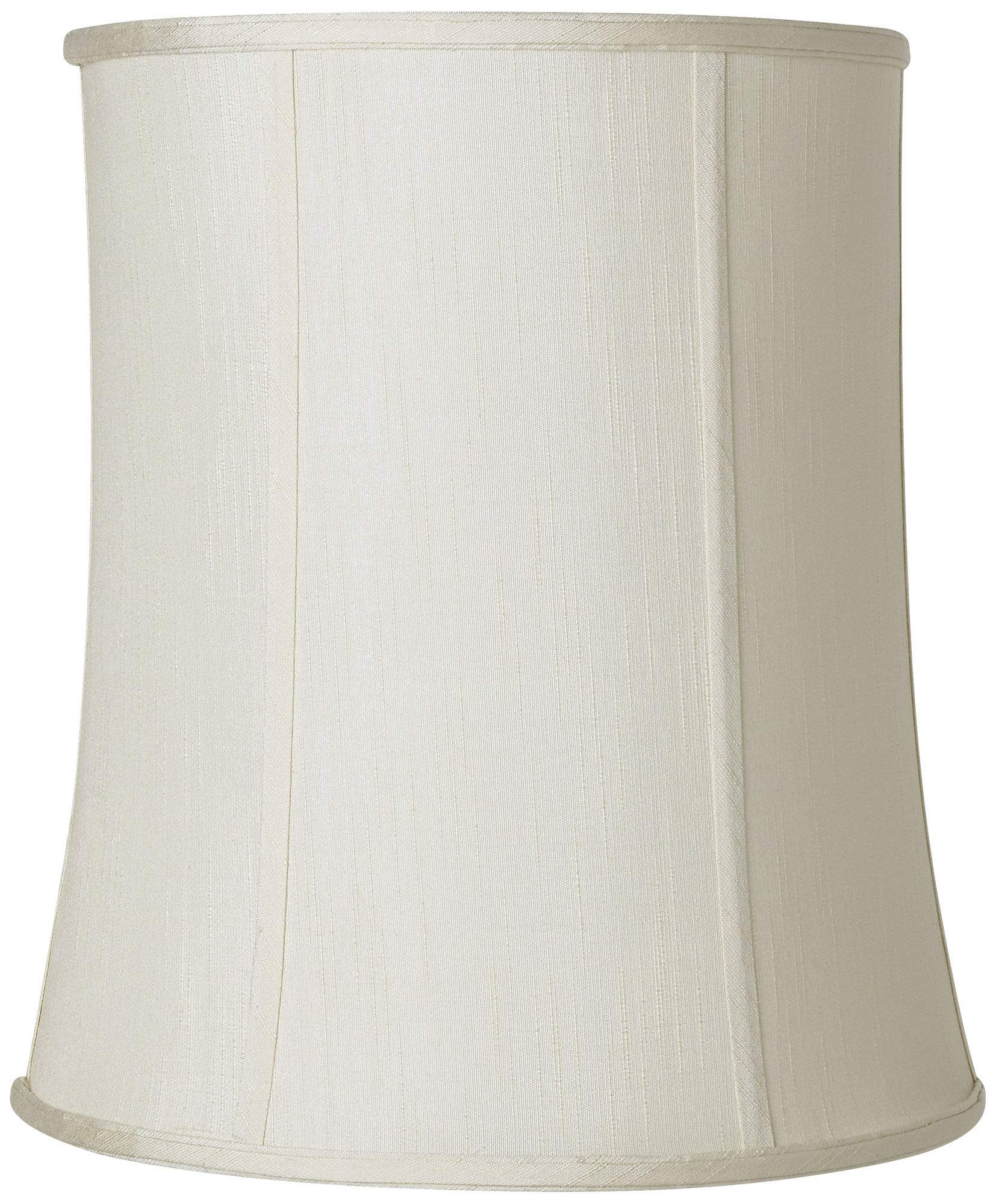 Imperial Collection Creme Deep Drum Shade 12x14x16 Spider