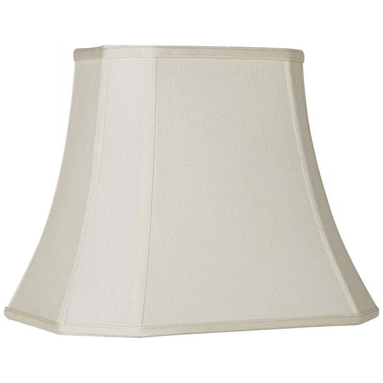 Imperial Creme Rectangle Cut Corner Shade 10x16x13 (Spider)