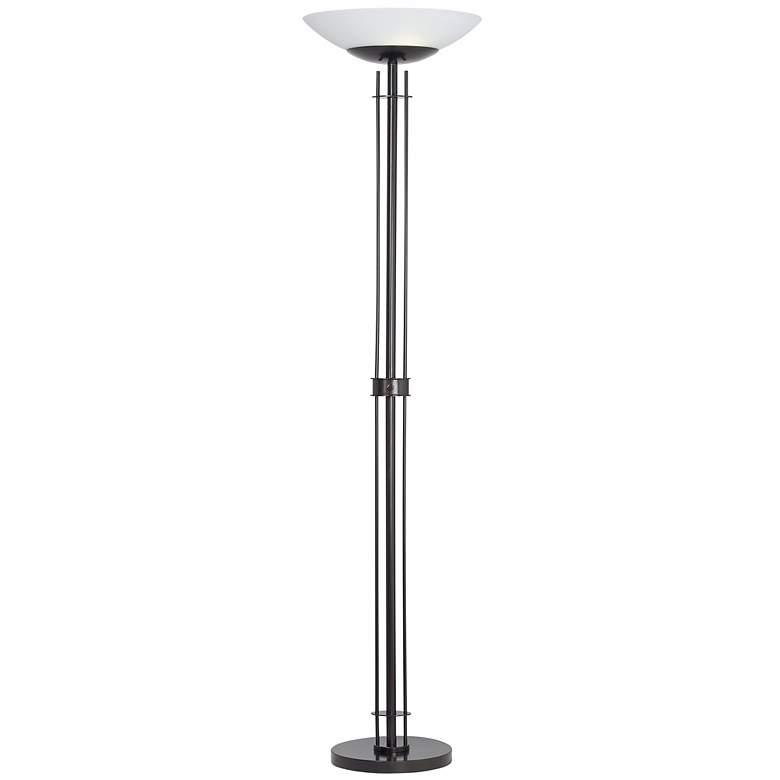Possini Euro Design Linear Light Blaster™ Torchiere Lamp
