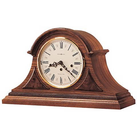 """Howard Miller Worthington 18"""" WideTabletop Clock"""