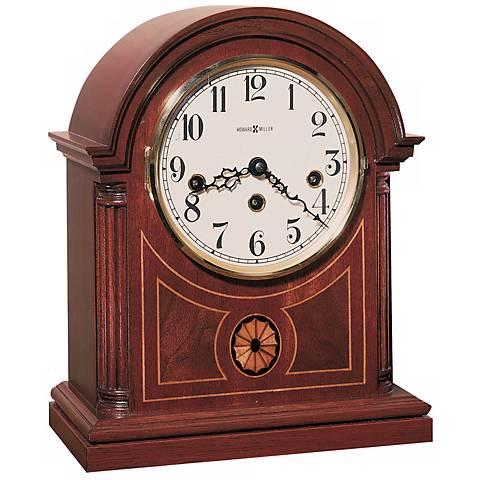 Howard Miller Barrister Tabletop Clock