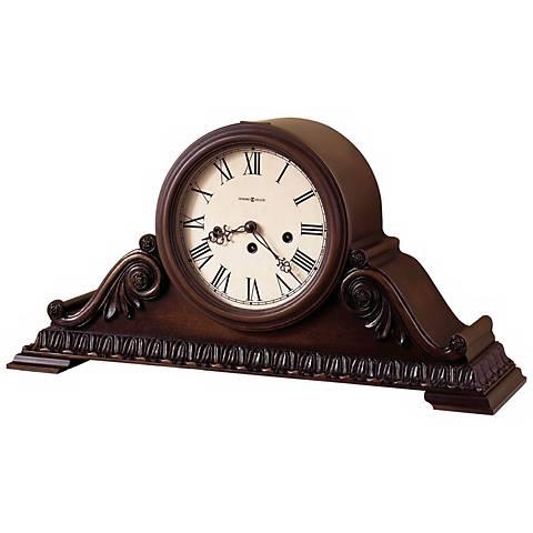 "Howard Miller Newley 22"" Wide Tabletop Clock"