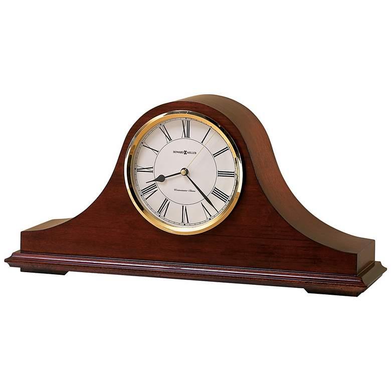 "Howard Miller Christopher 17 3/4"" Tabletop Clock"