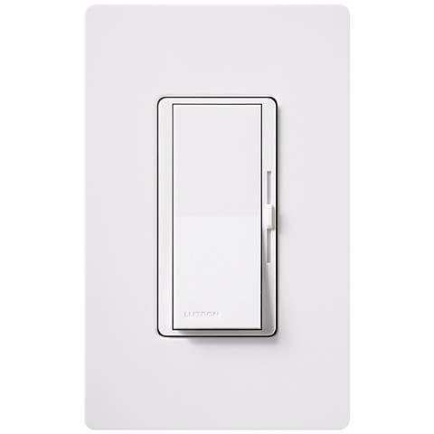 Lutron Diva/CL White CFL/LED Dimmer