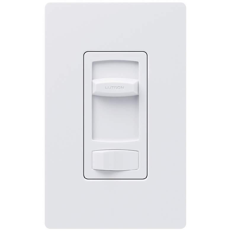 Lutron Skylark Contour/C•L White CFL/LED Dimmer