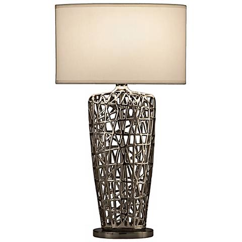 Nova Bird's Nest Heart Table Lamp