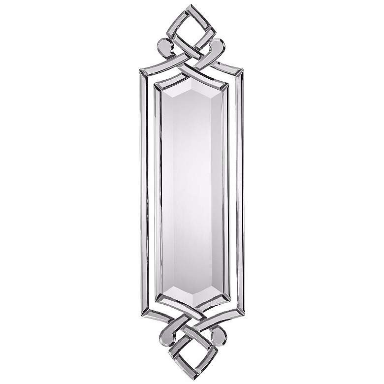 "Uttermost 10"" x 36"" Ginosa Frameless Wall Mirror"