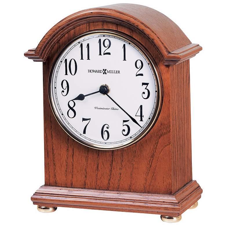 """Howard Miller Myra 8 3/4"""" High Tabletop Clock"""