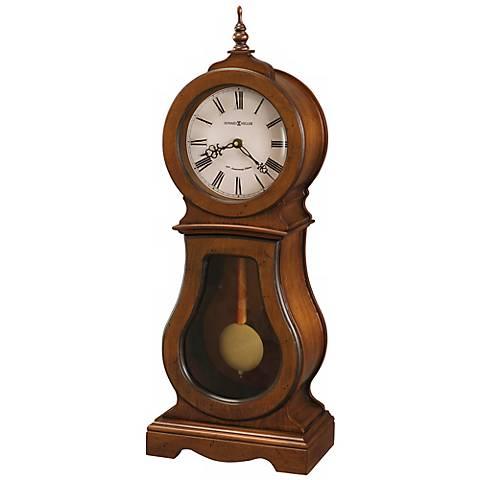 "Howard Miller Cleo 24 1/4"" High Mantel Clock"