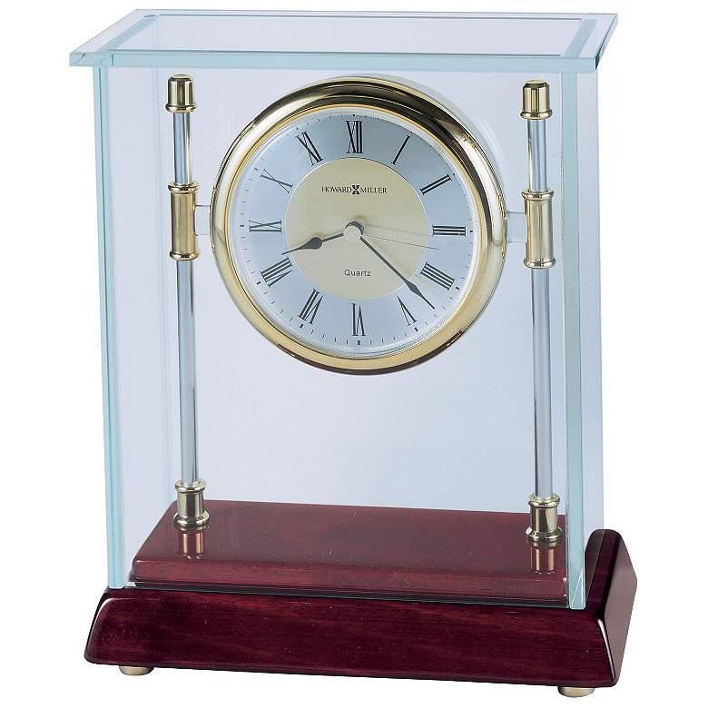 "Howard Miller Kensington 8"" High Tabletop Clock"