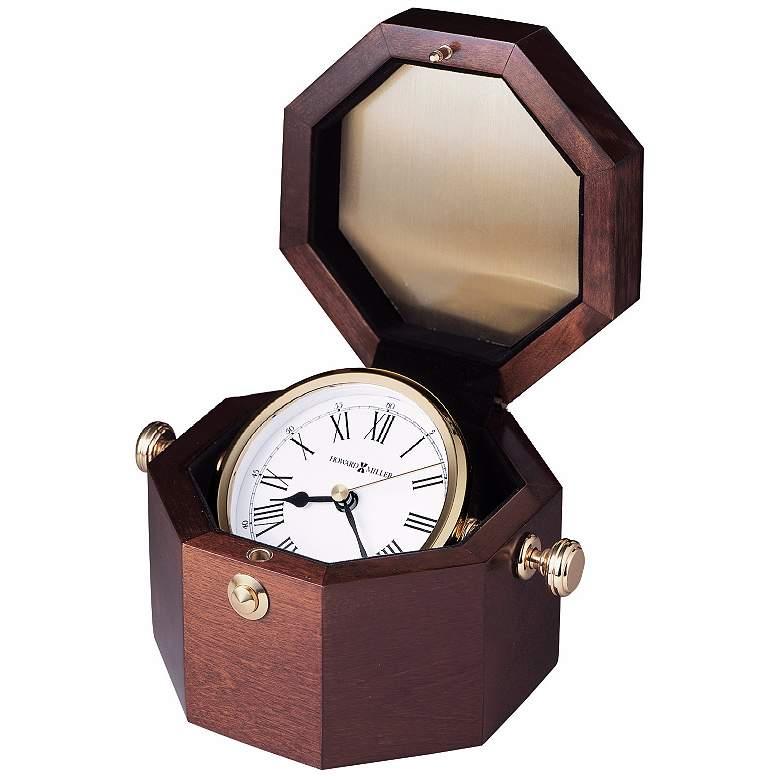 "Howard Miller Oceana 6 1/2"" Wide Gimbaled Clock"