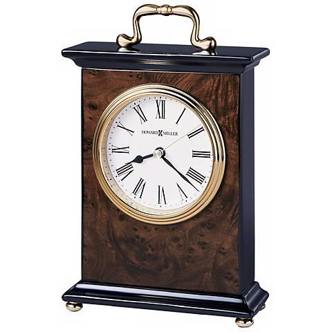 "Howard Miller Berkley 8 1/4"" High Tabletop Clock"
