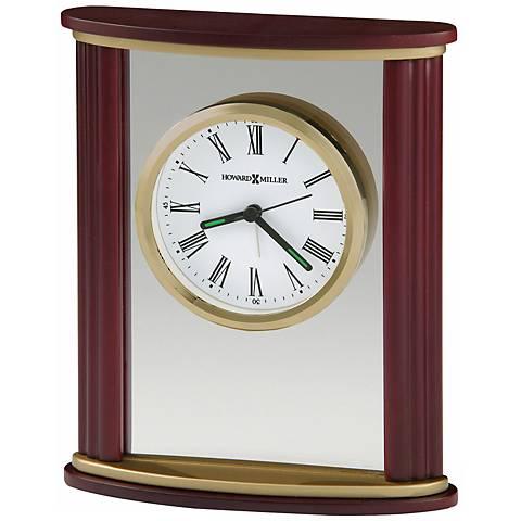 "Howard Miller Victor 7 1/4"" High Alarm Clock"