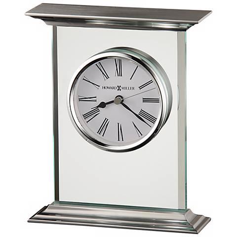 "Howard Miller Clifton 7"" High Tabletop Clock"