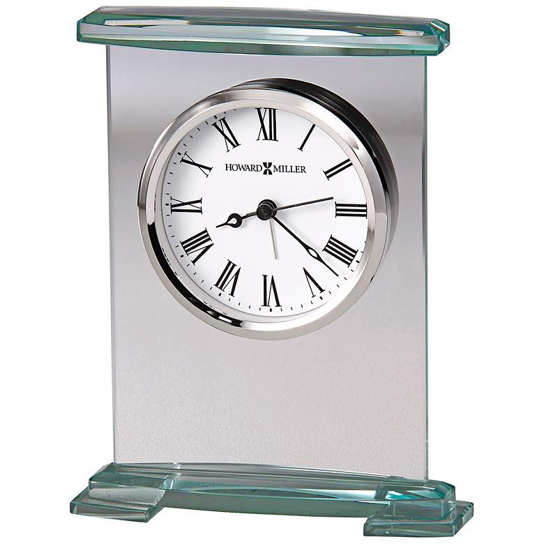 "Howard Miller Augustine 7"" High Alarm Clock"