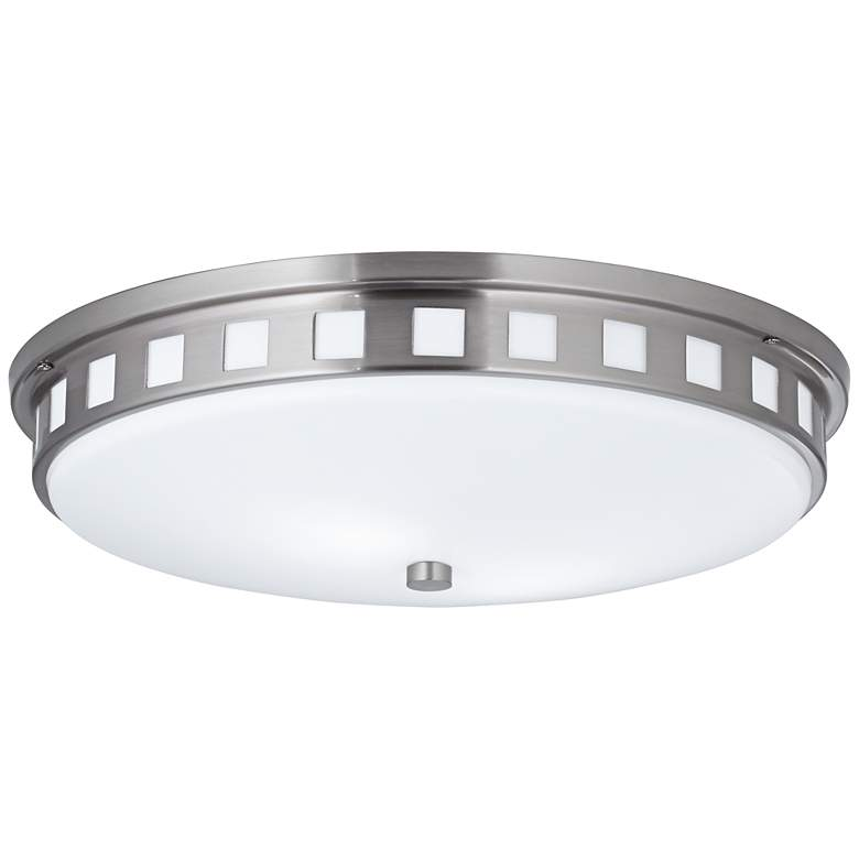 R5081 - White Frosted Acrylic Ceiling Light