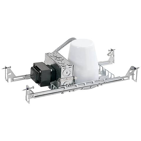 "Nora Low Voltage 4"" Airtight Halogen Recessed Housing"